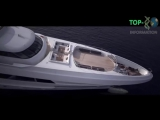 ♛ M O N A R C H ♛  - Top 5 Luxury Yachts on earth