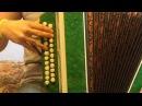 Видеоуроки на гармони Как играть цыганочку