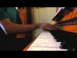 Michael Giacchino - London Calling (OST - Star Trek: Into Darkness) (piano cover)