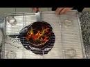 Glaçage Miroir Glaze noir Frosting a cake Gérald Sattler