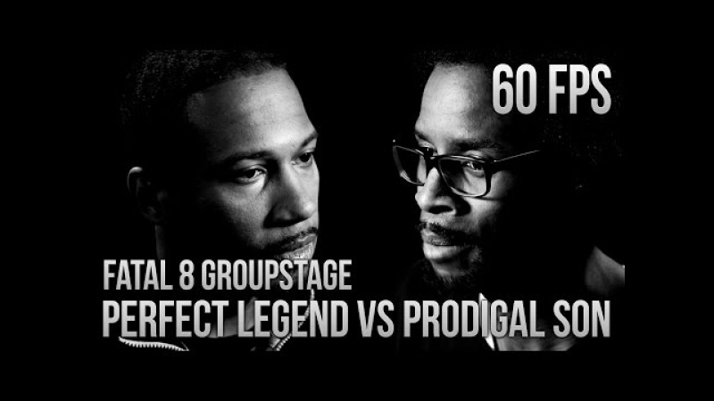 MKX: Fatal 8 - Perfect Legend (Kung Lao) vs Prodigal Son (Kung Jin) [Groupstage]