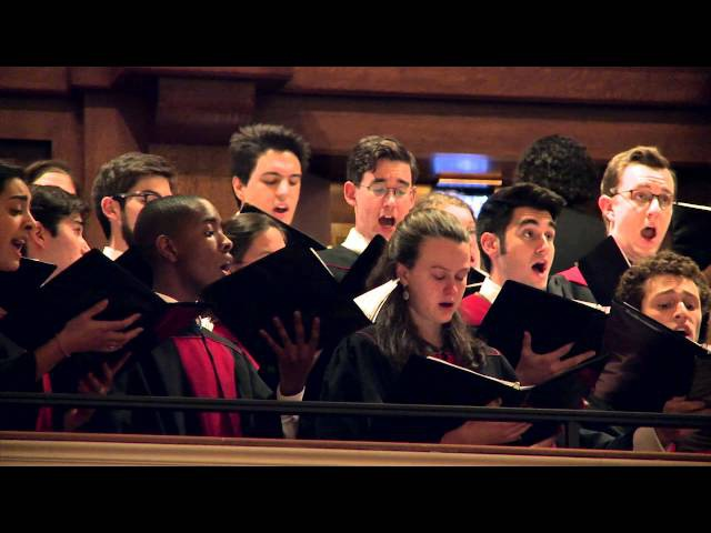 The 105th Annual Christmas Carol Service (2014)