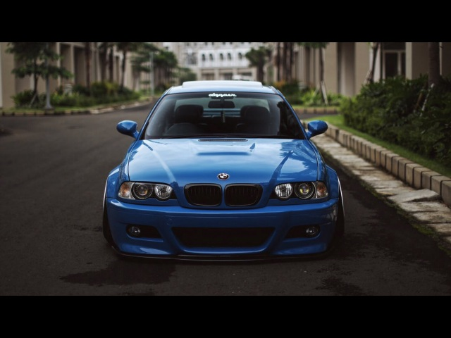 Dapper Bmw E46 Harun's Gozzmoe Media