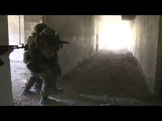 Спецназ ФСБ и МВД тренировки №1 Spetsnaz FSB and MVD Training №1