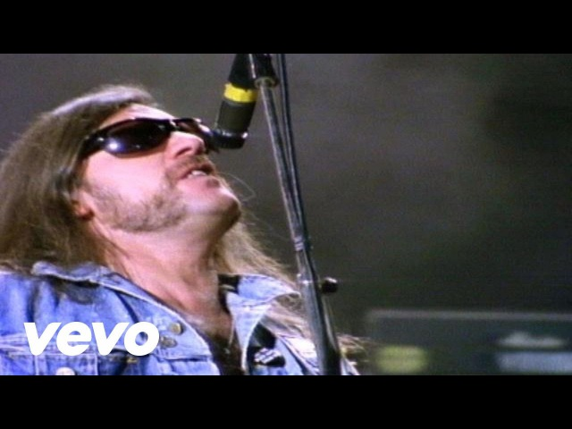 Motörhead - Im so Bad (Baby I Dont Care)