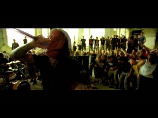 Fear Factory - Cyberwaste (HD Official Video)