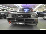 Audi Sport quattro - Essen Motor Show 2015