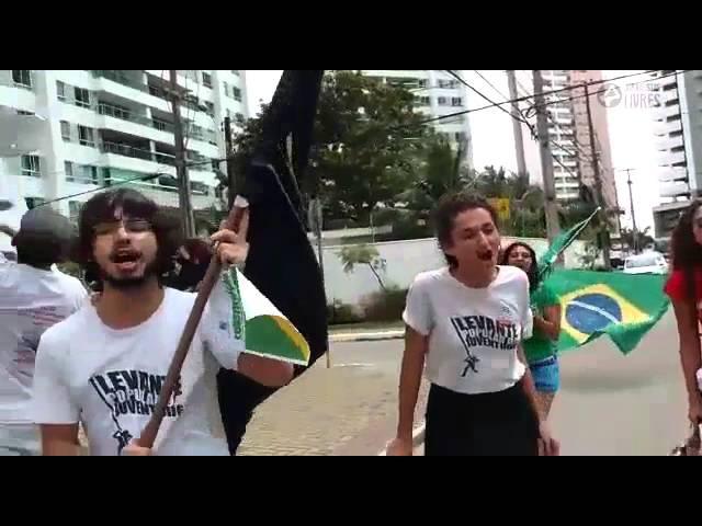 Escracho em João Pessoa - Jornalistas Livres