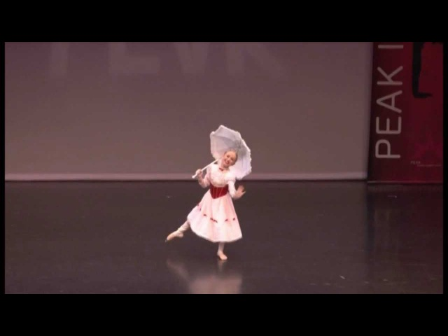 Natalie Smith - Demi Character Ballet Solo: Mary Poppins Jolly Holiday (May 2011)