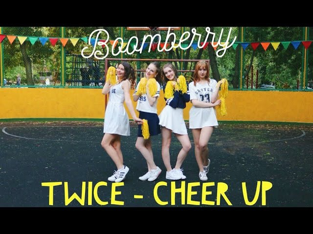 BOOMBERRY TWICE 트와이스 Cheer Up dance cover