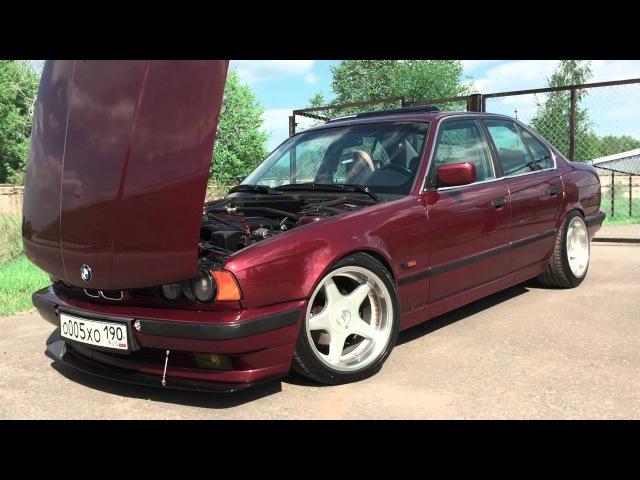 BMW E34 Jenavee. БМВ Е34 Женевьева. BMW 525. BMW M50B25.