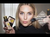 Easy Face Sculpting with L'Oreal Infallible Sculpt Collection  Tutorial + Review  STYLE LOBSTER