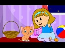 Kids' English | My New Pet - Elly with her Cute Kitten