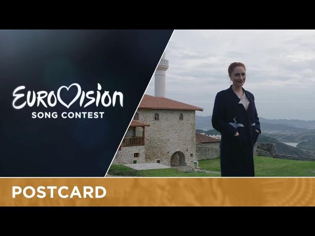 Postcard of Eneda Tarifa (Albania)