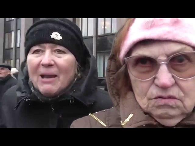 Панаєхалі біндери! - електорат вілкула про проукраїнських людей у наметах, Кривий Ріг
