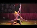 Мальцев Валентин/Воробьева Ольга Pole Dance Exotic Duet | ФИНАЛ ✖ ỄᶍŌṬƗƇ WƗŦČḢḜƵ ✖ Новосибирск 2016