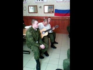 В/Ч 74400 Рота связи 2012-2013 г.