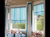 Как прикрепить римские шторы без сверления рамы