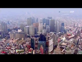 Город наизнанку: Токио (Город землетрясений)