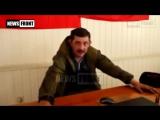 ЭКСКЛЮЗИВНЫЕ КАДРЫ Луганск Павел Дремов о том о чем все молчат
