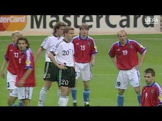 Финал ЕВРО-1996. Германия 2:1 Чехия. Обзор матча