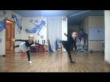 Группа Модерн.Профи2 Новая связка из Танца