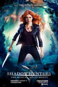 Сумеречные охотники / Shadowhunters (Сериал 2015)