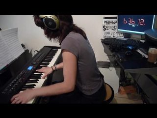 System Of A Down - Toxicity - piano cover