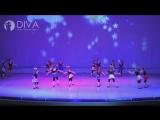 Детские танцы 4-6 лет от DIVA Studio, хореограф Анастасия Назарова