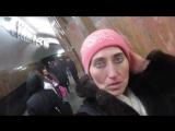 Анна Мацкевич Юрьевна снимает видео — Красивая розовая шапка