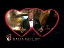 Kiss Cam на Bafta в честь 14 февраля