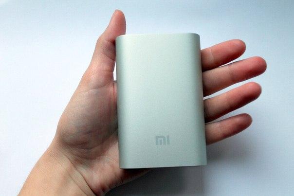Мой самый полезный заказ на али - Xiaomi power bank