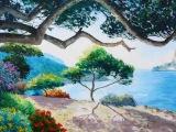 Romantic Music (paintings - Jean-Marc JANIACZYK)