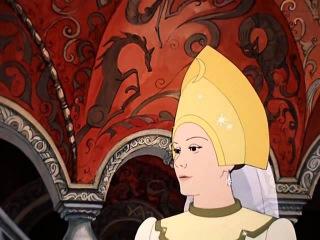 Царевна лягушка 1954 Детские мультфильмы