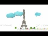 le monument  la Tour Eiffel - Karambolage - ARTE
