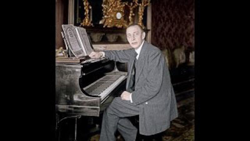 Rachmaninov Plays His Concerto No 2 Fully Restored Sound