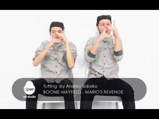 Boonie Mayfield - Mario's Revenge - Tutting  by Andrey Sidorko - Open Art Studio