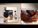 Ознакомительный курс по работе кухонной машины Kenwood Cooking Chef