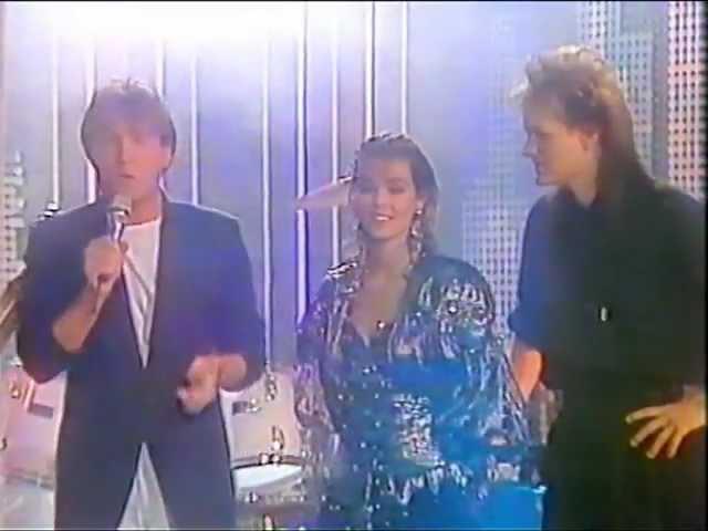 Sandra Hi Hi Hi(Hit des Clubs, Belgium 1986)