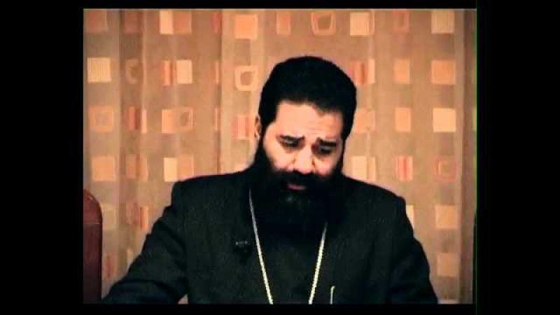 Беседа Гевонда Вардапета о Боге, вере и Армянской Церкви. Часть 2