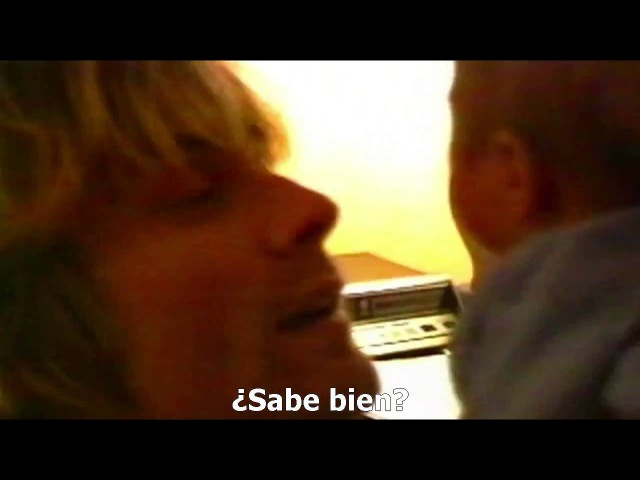 Kurt playing with Frances - Montage Of Heck clip