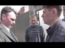 Ларченко задержан за злостное неповиновение. ст.185 КУпАП. 8 част