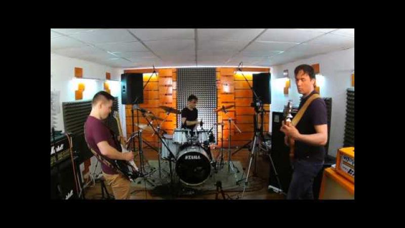 Storming Silence - Тени под дождем (live in studio)