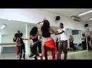 Сальсо - Танец втроем