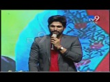 Allu Arjun shocks Pawan Kalyan fans @ Oka Manasu Audio launch - TV9