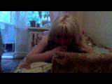 Девушка очень боится уколов!!! Ржач)