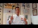 Ryan Hayashi - Karate Video Lesson 32 - SAI Okinawa Kobujutsu