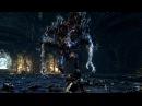 Bloodborne Босс Чудовище кровопуск в Великой Чаше Птумеру Айилл 2 ой слой Bloodletting Beast
