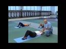 Бубновский. Три упражнения для укрепление мышц шеи, плеч и живота.