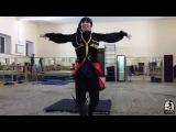 Танец с кинжалами. Салам Дагестан)))